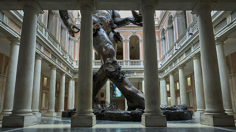 Treasures from the Wreck of the Unbelievable – Palazzo Grassi